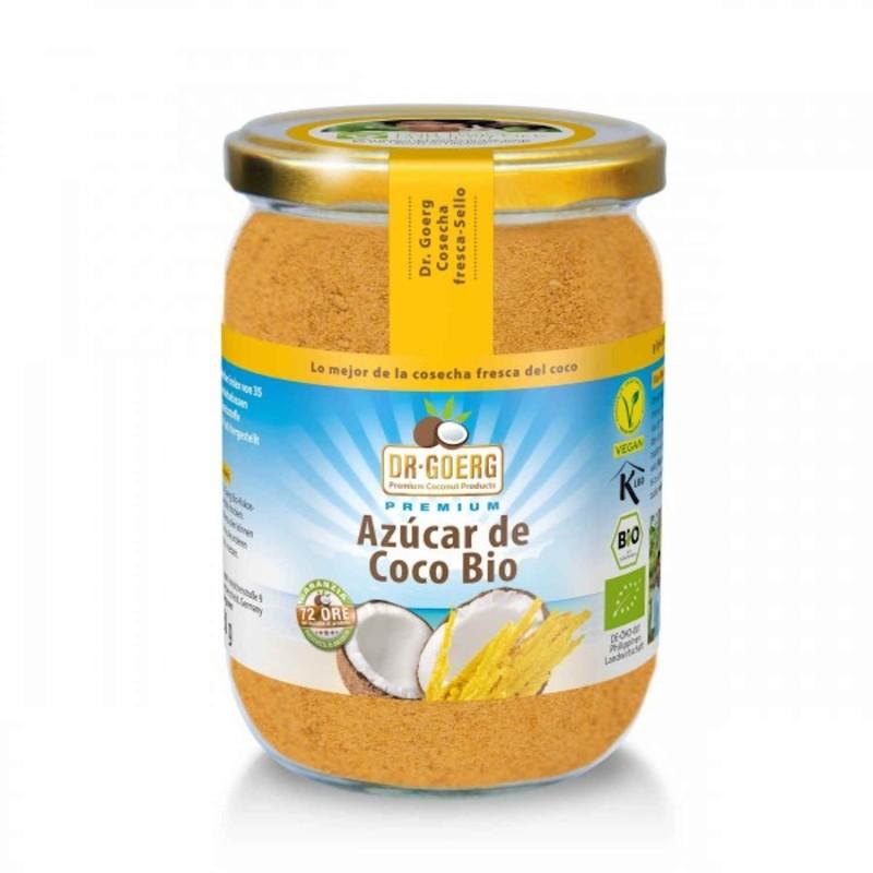 Azúcar de coco ecológico - Dr Goerg