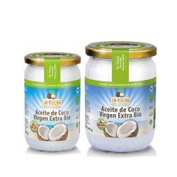 Aceite de coco virgen extra ecológico - Dr. Goerg