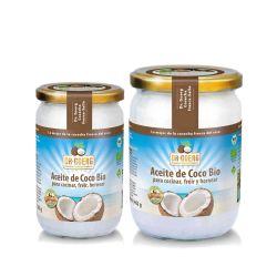 Aceite de coco para cocinar ecológico - Dr. Goerg