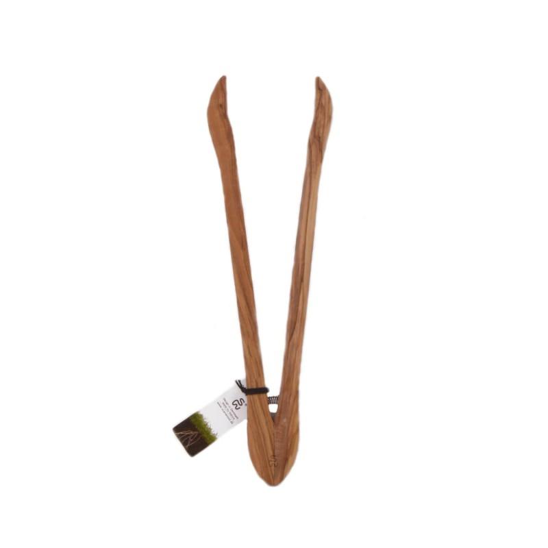 Pinzas de madera de olivo