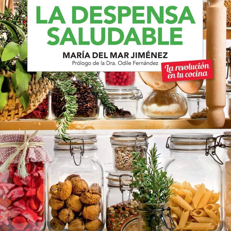 """Libro """"La despensa saludable"""" - María del Mar Jiménez"""