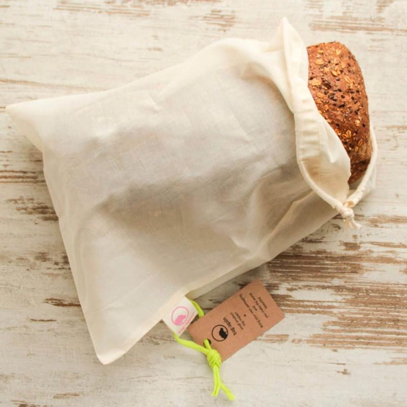 Bolsa de algodón orgánico rectangular - Bag Again