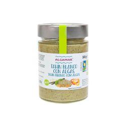 Tahini blanco ecológico con algas - Algamar