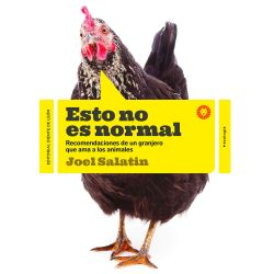 "Libro ""Esto no es normal"" - Joel Salatin"