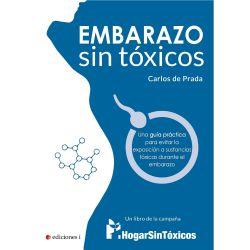 """Libro """"Embarazo sin tóxicos"""" - Carlos de Prada"""