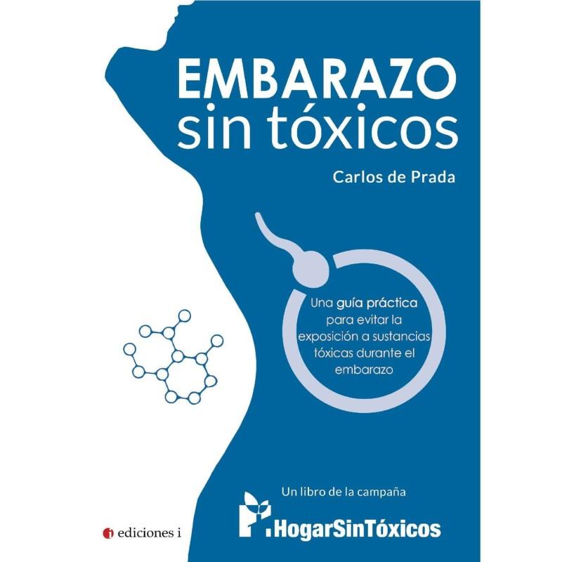 Libro Embarazo sin tóxicos - Carlos de Prada