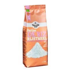Harina de arroz blanca ecológica - Bauckhof