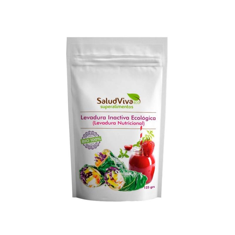 Levadura nutricional inactiva