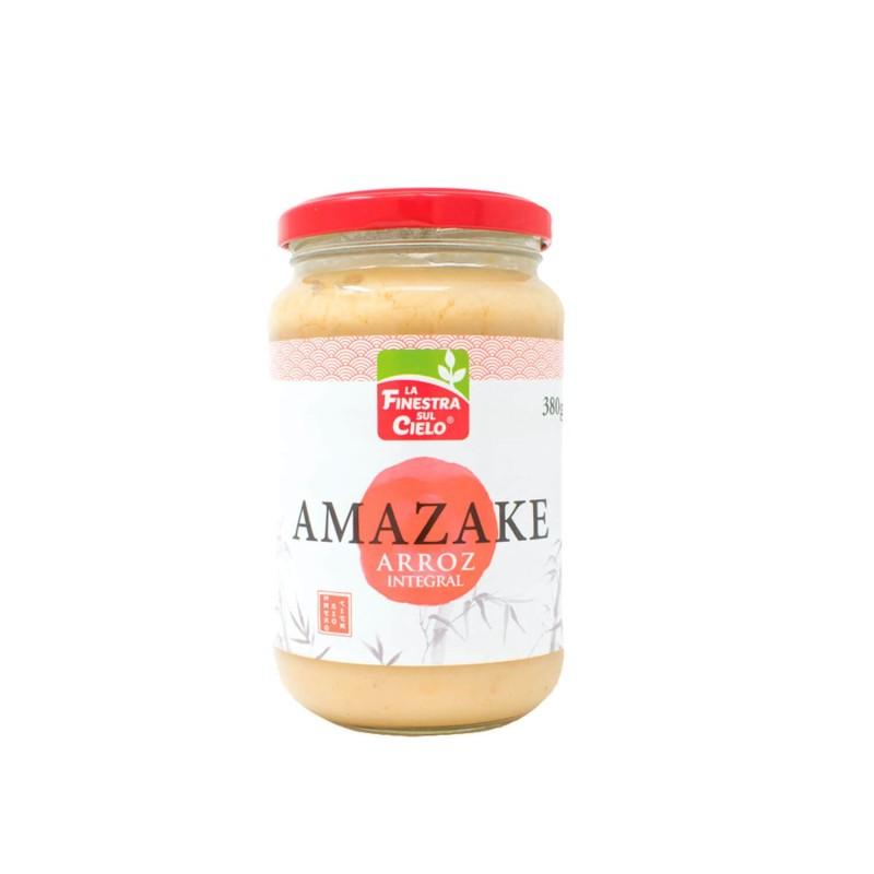 Amazake de arroz integral - Finestra Sul Cielo