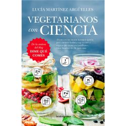 """Libro """"Vegetarianos con ciencia"""" - Lucía Martínez Argüelles"""