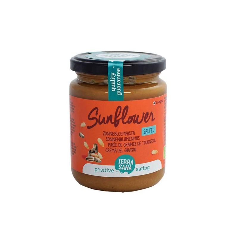 Crema de semillas de girasol ecológica - Terrasana