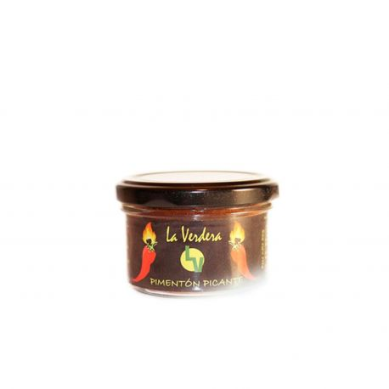 Pimentón picante ecológico - La Verdera