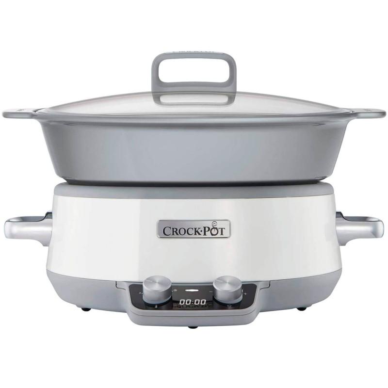 Olla cocción lenta Duraceramic Sauté, 6 l - Crock Pot