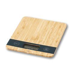 Báscula de cocina digital de bambú - Lacor