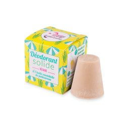 Desodorante sólido con palmarosa - Lamazuna