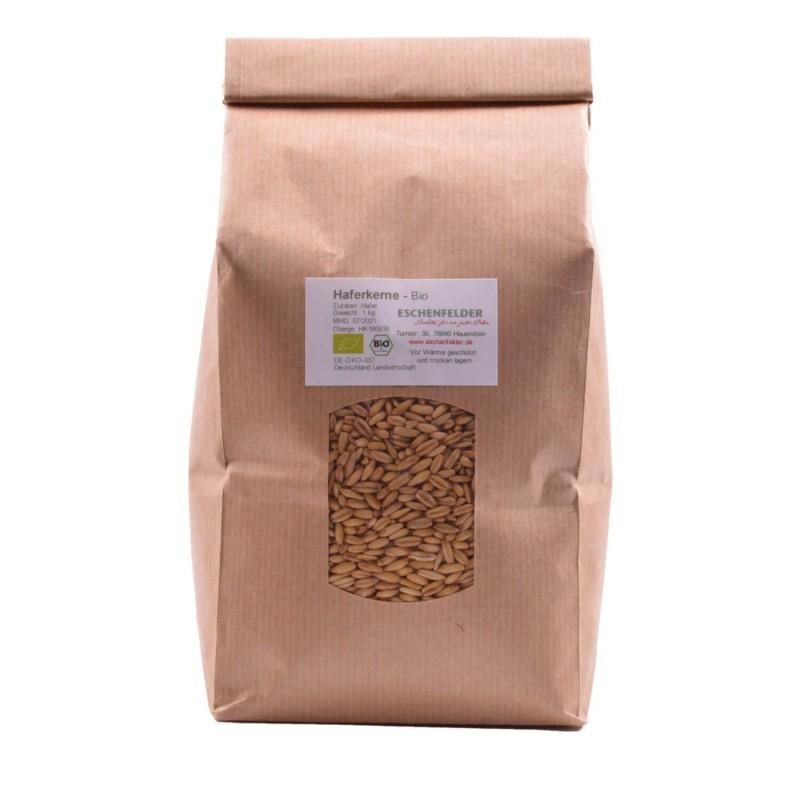 Semillas de avena para germinar ecológicas, 1kg