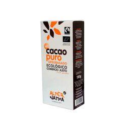 Cacao puro desgrasado ecológico - 150 g