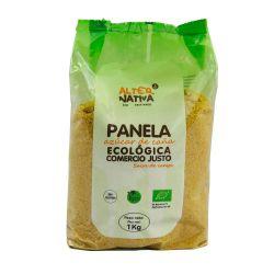 Azúcar panela ecológica - 1 kg