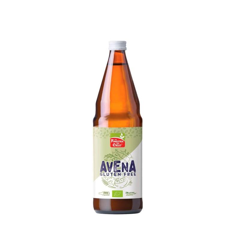 Bebida de avena ecológica sin gluten - Finestra Sul Cielo