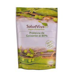 Proteína de guisante ecológica - 80% proteína