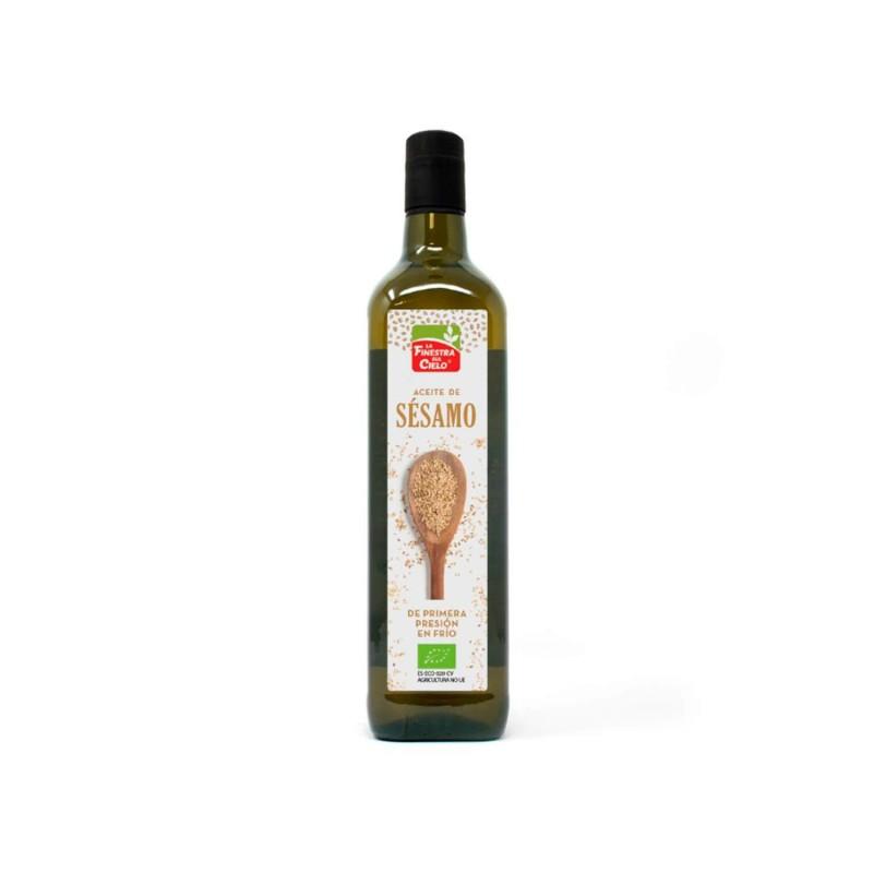 Aceite de semillas de sésamo - La Finestra