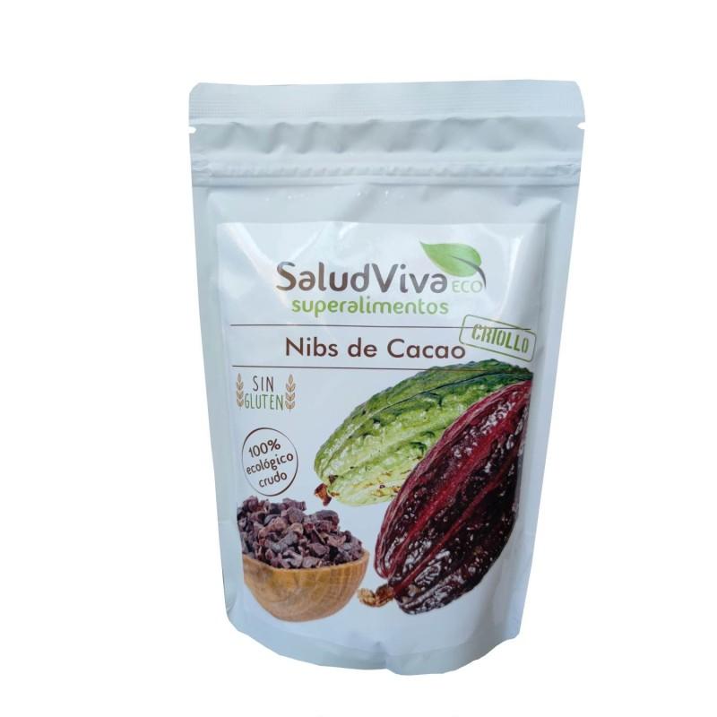 Nibs de cacao ecológicos