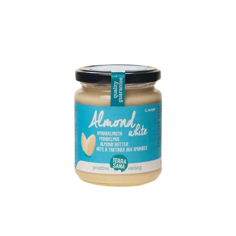Crema de almendras crudas, ecológica - TerraSana