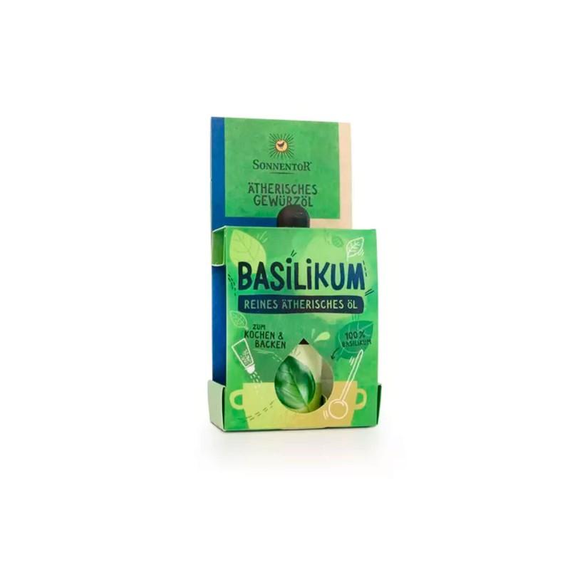 Aceite esencial de albahaca - Sonnentor