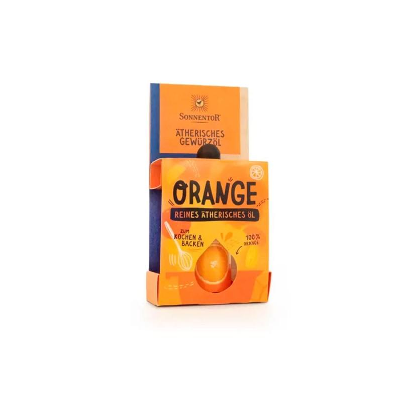 Aceite esencial de naranja - Sonnentor