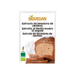 Masa madre ecológica de centeno - Biovegan