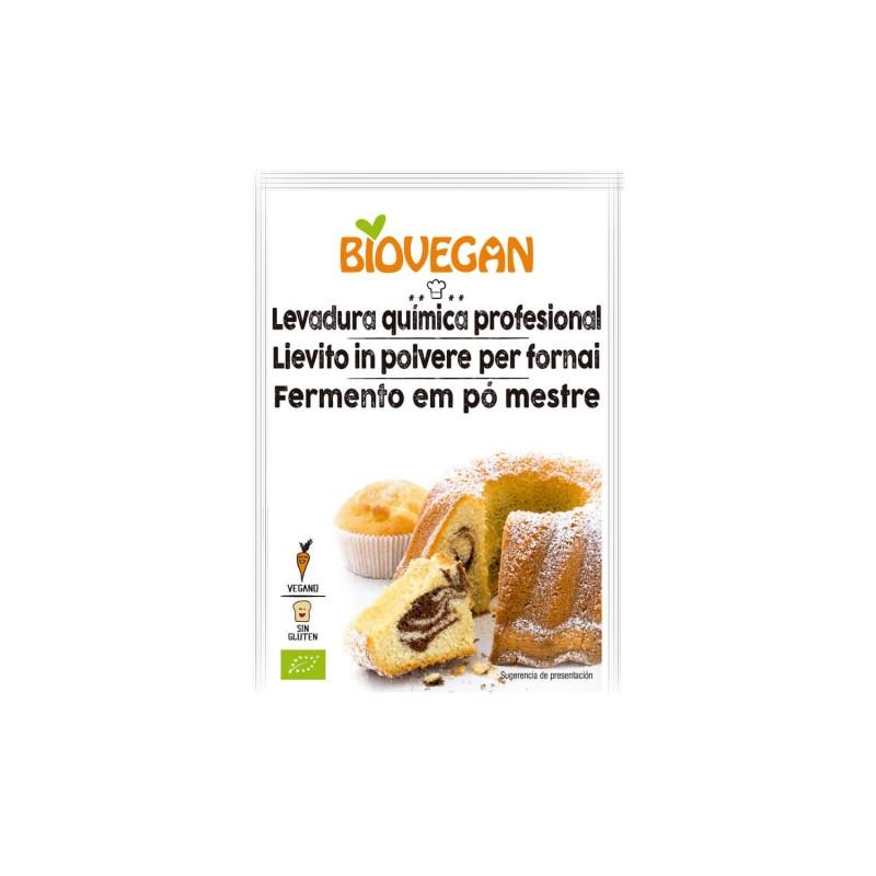 """Levadura de pastelería ecológica """"Meister"""" - Biovegan"""