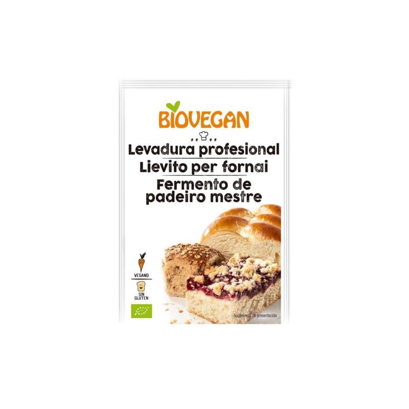 "Levadura de pan ecológica ""Meister"" - Biovegan"