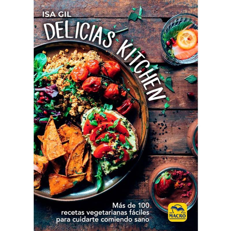 "Libro ""Delicias Kitchen"" - Isa Gil"