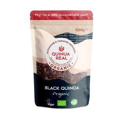 Quinoa negra ecológica