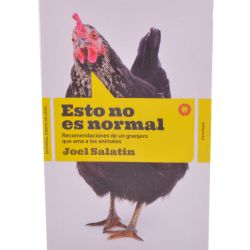 "Libro ""Esto no es normal"" de Joel Salatin - Outlet"