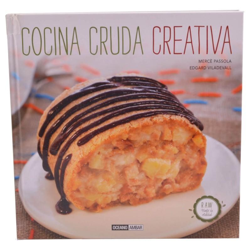 """Libro """"Cocina cruda creativa"""" de Mercè Passola - Outlet"""