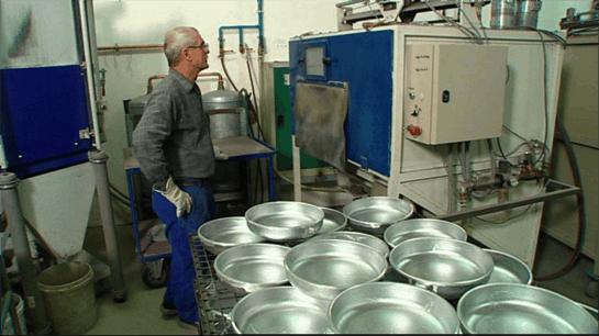 Detalle fabricación SSK