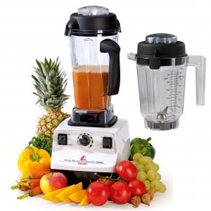 Vitamix TCN 5200 super: con el vaso adicional de alimentos secos.