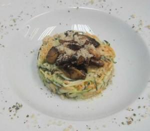 Espaguetis de Crucina