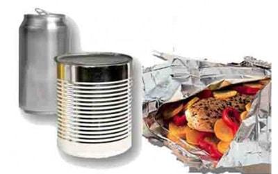 Materiales tóxicos cocina