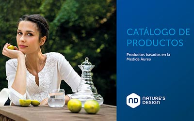catalogo de productos nature design