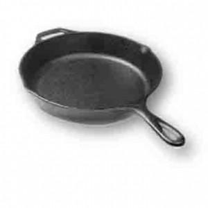 T xicos en los utensilios de cocina materiales t xicos for Hierro colado