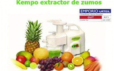 Test extractores - Emporio Urtiel