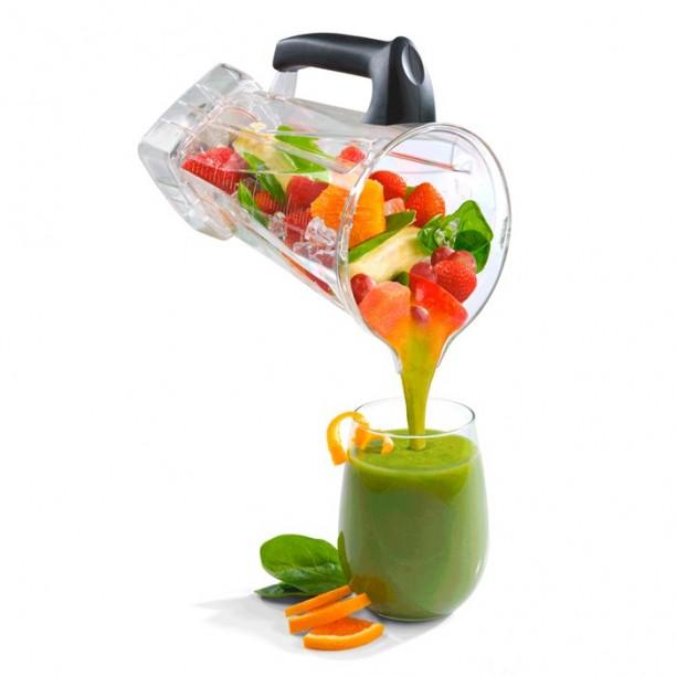 Vitamix TCN 5200 y un jugo verde completo