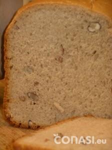 Corte del pan, correcta fermentación
