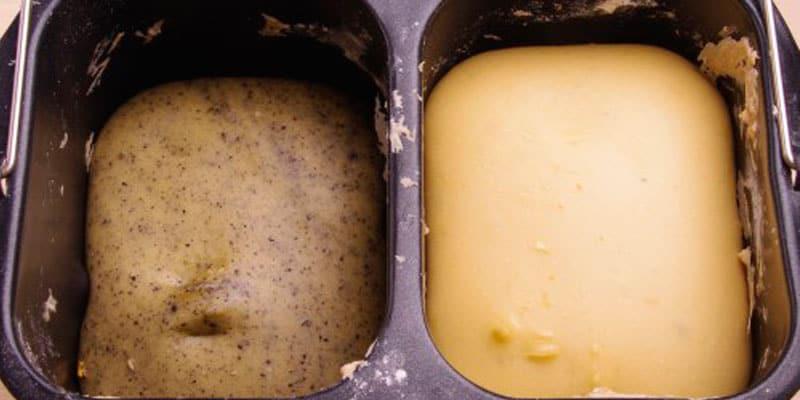 Panes fermentando correctamente en panificadora Extra de Unold