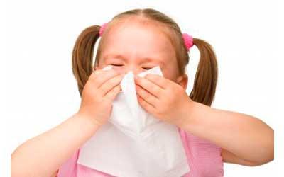 Reacción alérgica: verdadero campo de batalla