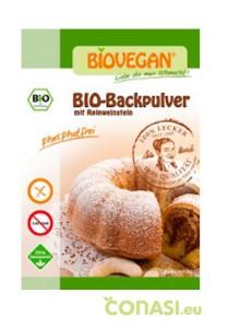 Levadura de pastelería Biovegan