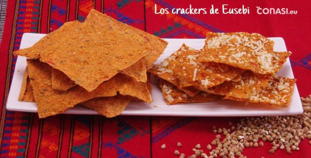 Crackers de Eusebi