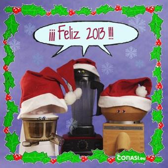 Os deseamos Feliz Año Nuevo
